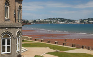 View across Torbay from Redcliffe Hotel