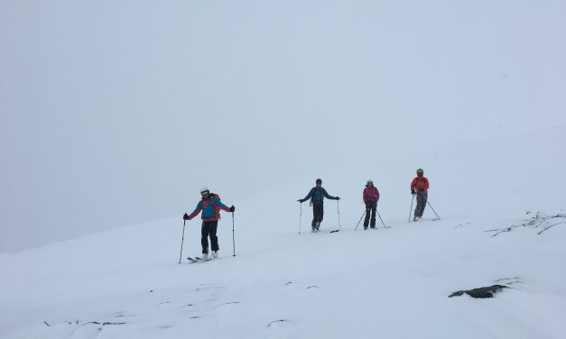 Ski Touring in Lyngen – Norway