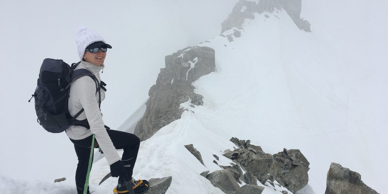 Summits and Scrambling in the June Heatwave