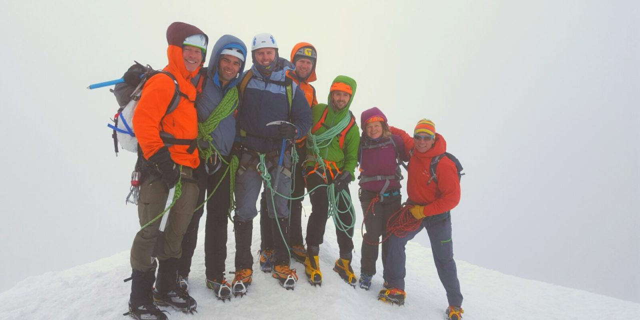 Fun and Games on the Weissmies