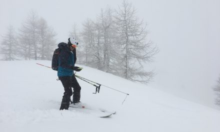 Winter preparations – avalanche transceivers