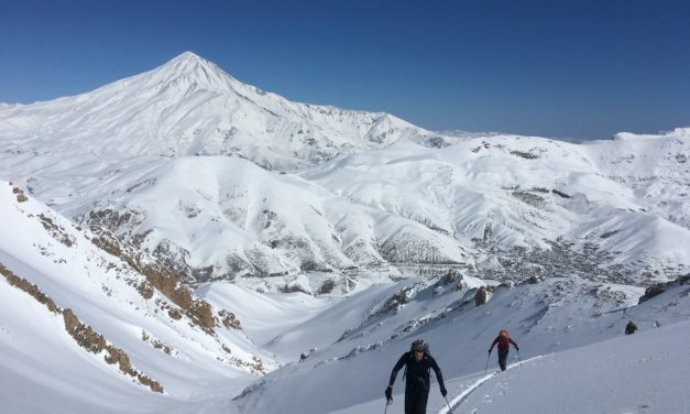 Iran Ski Touring Video