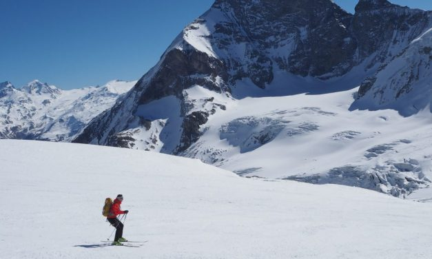 Speed Ski Touring – Express Haute Route