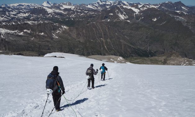 Normal Route PD – Grand Paradiso
