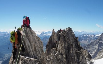 What to climb after Mont Blanc