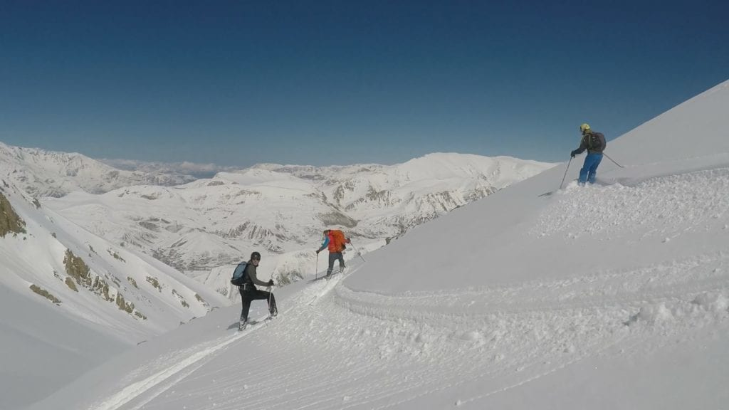 Ski Touring in Iran